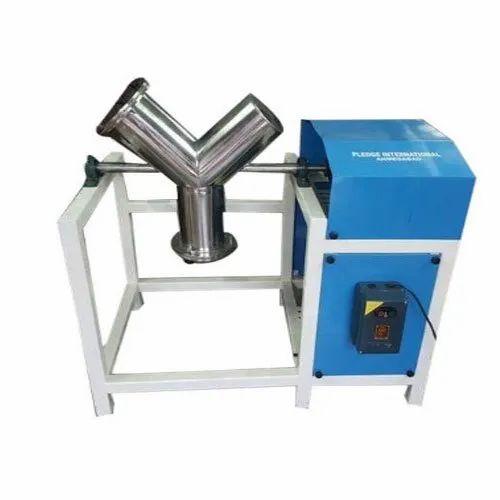 DPM Stainless Steel V Blender