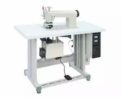 Semi Automatic Non Woven Bag Making Machine