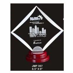 JMP 397 Award Trophy