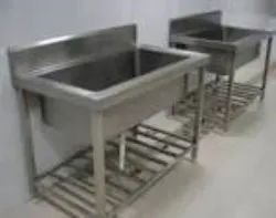 Big Bowl Sink Unit