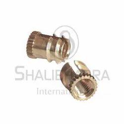 DBI-021 Brass Self Locking Expansion Insert