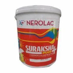 Nerolac Suraksha Plus Acrylic Exterior Emulsion Paint