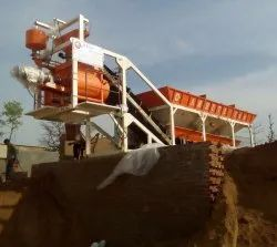 AMRUTA Modular Concrete Mixing Plant, Output Capacity: 20, 25 & 30 cum, Model No.: Twin Shaft