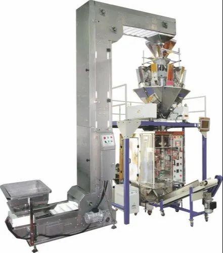 Automatic VFFS (Collar Type) Machine
