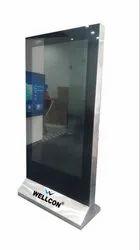 65 Wellcon Vertical 4K LED TV (Indian)