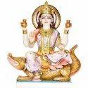 Marble Ganga Maa Statue