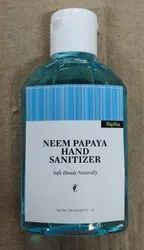 HERBAL HAND SANITIZER, For Personal, Packaging Size: 100ml