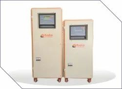 20 Kva Automatic Air Cooled Servo Stabilizer, Without Surge Protection