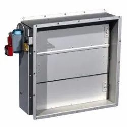 Motorized Fire Dampers