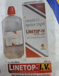 Linezolid 600 Mg per 300 ml IV