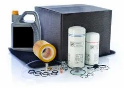 Rotary Screw Compressor Spare Parts And Lubricants