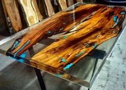 Epoxy resins Table Top