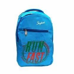 Polyester Laptop Backpack Designer Shoulder Backpack