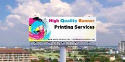 Fabric And Flex Banner Printing Service