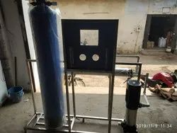 200-250lit reverse osmosis plant ss/frp