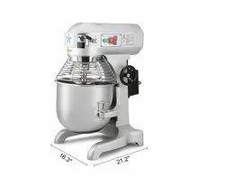 Solutions Packaging Stainless Steel 20L Electric Dough Mixer