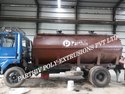 HDPE Spiral Chemicals Transportation Tanker
