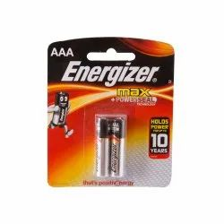 Energizer AAA Alkaline Batteries Pack of 2