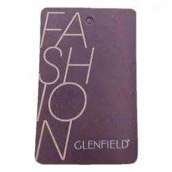 Designer Cloth Hang Tag, Packaging Type: Packet
