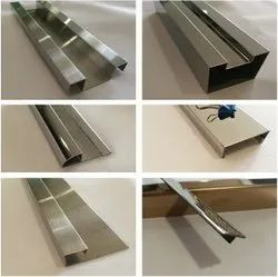 Stainless Steel Decorative L Profile
