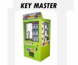 Arcade Game Golden Key Catcher