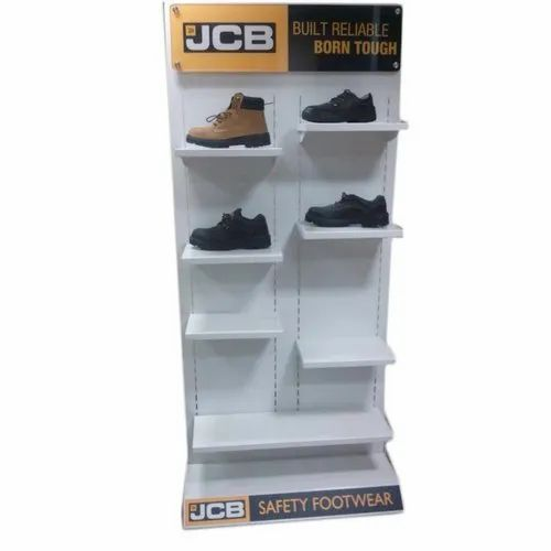 92db91dc899 White Acrylic Shoes Display Unit