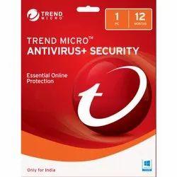 Trendmicro Antivirus.