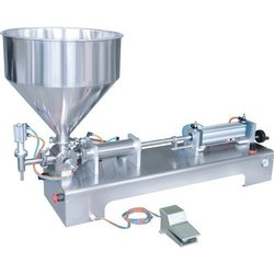 Hand Sanitizer Manual Filling Machine