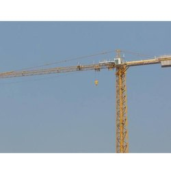MC125 Potain Hammerhead Tower Crane