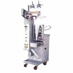 Semi Automatic Pouch Filling Machine, Capacity : 1800 - 2400 Pouch per hour
