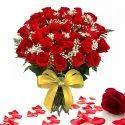 Gratitude Blooms Red Rose Bouquet