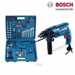 Bosch GSB 550 Impact Drill Kit, Model Name/Number: Gsb 550 Professional, Warranty: 1 year