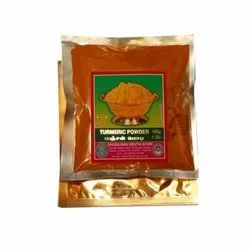 Puja Turmeric Powder, Packaging Size: 100 g, Packaging Type: Packets