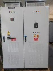 Galvanized Aluminium AC Drive Control Panel