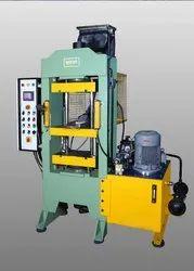 Hydraulic Powder Compacting Machine