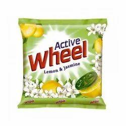 Jasmine Wheel Detergent, Packaging Size: K.g