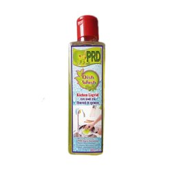 PRD Kitchen Liquid Dishwash, Packaging Type: Plastic Bottle, for Dish Washing