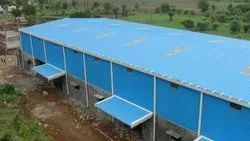 PEB Industrial Shed