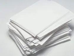 Plain White Printing Paper Sheet, GSM: Less than 80, 500 Sheets