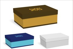 Shoe Packaging Boxes