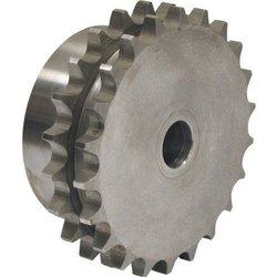 Mild Steel Duplex Chain Sprocket