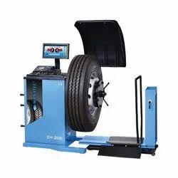 WB-DH-200 DSP Wheel Balancer