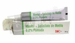 Menthol Methyl Salicylate 0.2 % Ointment