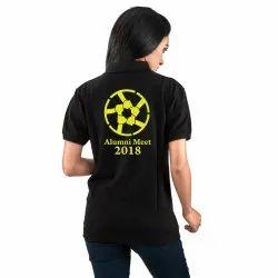 Cotton Black T-Shirts