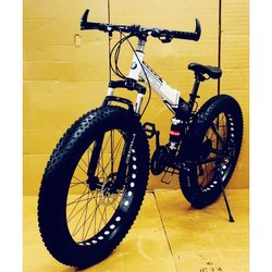21 Gears Fat Tyre Foldable Bicycle