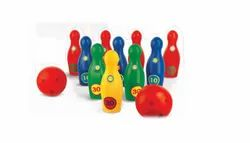 Kids Indoor Play Ground Equipment SUPER BOWLING SET