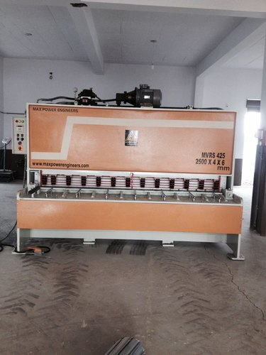 Power Shearing Machine
