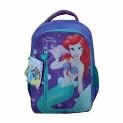 Printed Shoulder Bag Girls School Bag