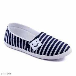 Stylish Canvas Women's Shoe