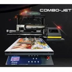UV Digital A3 Combo Jet Printing Machine
